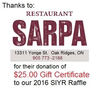 Sarpa thanks