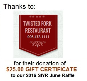 Twisted fork thanks