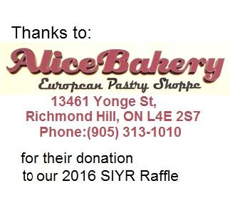 alice bakery thanks